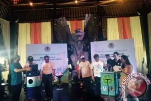 Aqua Sediakan Penampungan Sampah Kemasan di Bali