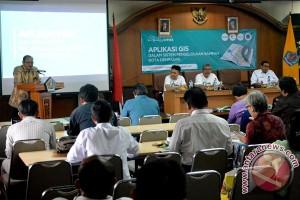 DLHK Denpasar Kelola Sampah Lewat Aplikasi GIS