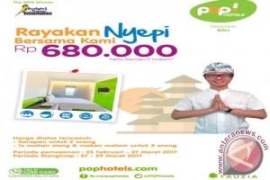 Rasakan Pengalaman Menyenangkan selama Hari Nyepi di HARRIS-POP! Hotels & Conventions Denpasar Bali