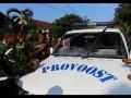 Mobil TNI Dilempari Warga