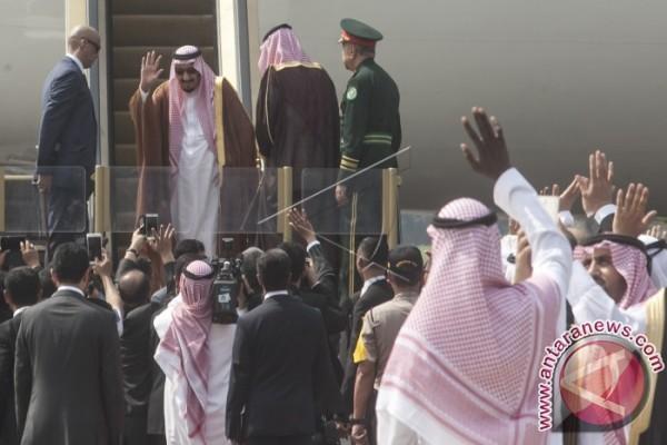 Wapres antar Raja Salman Bertolak ke Brunei