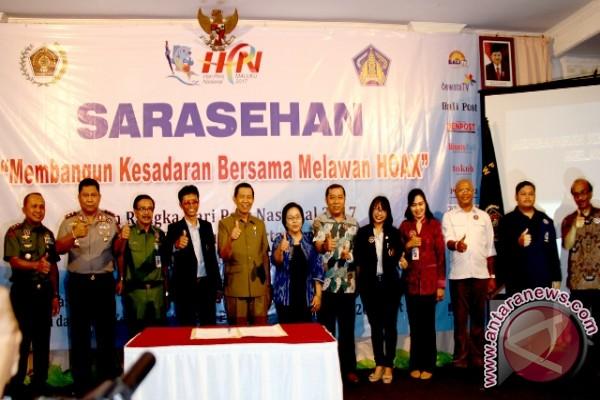 Gubernur Bali Minta Penegakan Hukum Penyebar
