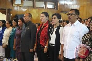 Pengukuhan Pengurus IODI Kabupaten Gianyar 2017