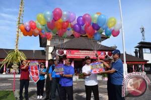 Bupati Buleleng Buka Porjar 2017