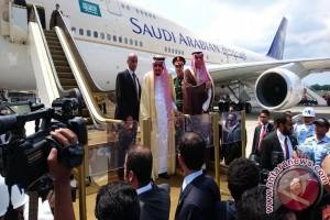Raja Salman Tinggalkan Bali Menuju Jepang