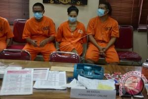 Polda Bali Amankan Pelaku Prostitusi Dalam Jaringan
