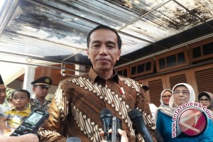 Jokowi Departs For Beijing To Attend Belt And Road Forum