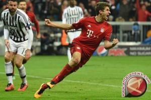 Muenchen Tekuk Gladbach 1-0, Muller Akhiri Paceklik Gol