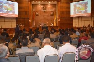 Gubernur Bali Tagih Kekurangan DAU ke Pusat