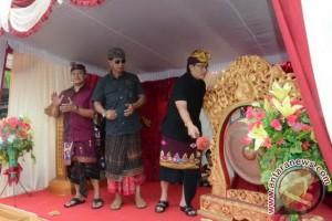 Bupati Badung Buka Parade Ogoh-ogoh Desa Plaga