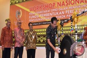 "Wabup Badung Buka ""Workshop"" Asdeksi"