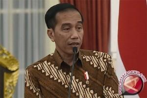 Presiden Jokowi Terima Kunjungan Kenegaraan Presiden Prancis
