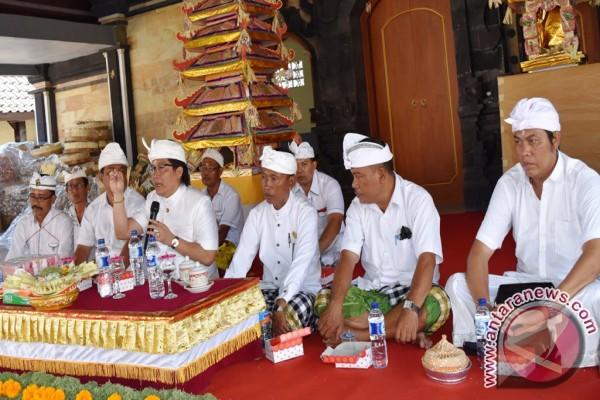 Badung Anggarkan Rp336 Miliar Bangun Gedung Kebudayaan