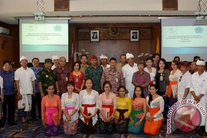Sebanyak 30 Orang KTNA Denpasar Ikut Penas