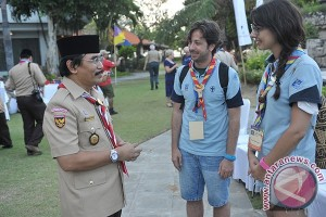 Pertemuan Pimpinan Pramuka Asia-Pasifik Digelar Di Bali (video)
