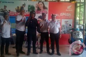 Astra Bali Kampanyekan Keselamatan Berkendara Kepada Masyarakat