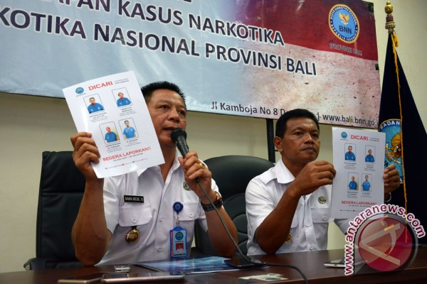 Tiga Buronan BNNP Bali Tertangkap
