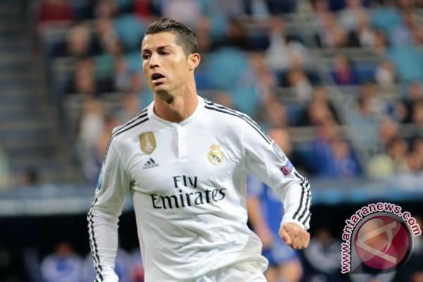 Gol Ronaldo selamatkan Real Madrid dari kekalahan
