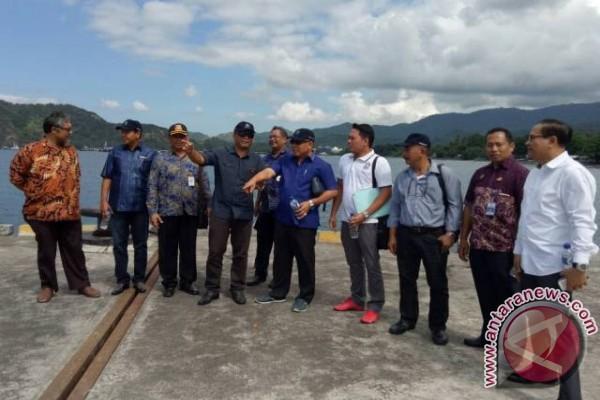 Komisi III DPRD Kunker Pelabuhan Tanah Ampo
