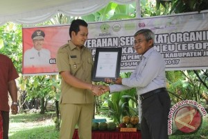 Jembrana`s Cocoa Receives International Certificate