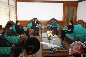 Wagub Bali Harapkan Garuda Tingkatkan Pelayanan