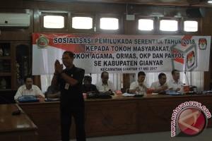 Rekrutmen PPK-PPS-KPPS Pilkada Gianyar Diperketat