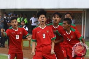 Indonesia`s U-16 Team Beats Philippines 4-0