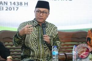 Ketua MPR: Teroris Tak Punya Agama