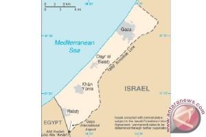 Sedekah Solar-Bensin Indonesia Terangi Masjid di Gaza