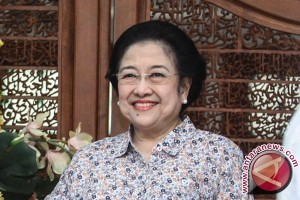 Megawati Temui Presiden Korsel Moon Jae-in