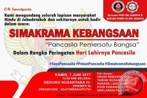 """Peradah-KMHDI Sambut Hari Pancasila Dengan """"Simakrama"""" Kebangsaan"""