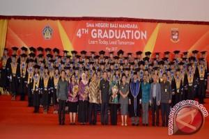 Gubernur: Lulusan SMAN Bali Mandara Jangan Manja