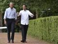 Presiden Terima Kunjungan Barack Obama