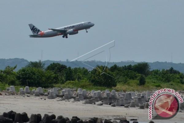 BPS: Penerbangan Bali ke Mancanegara Turun 5,61 Persen