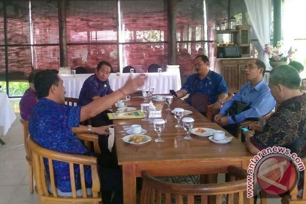 Nyoman Cendikiawan Kembali Pimpin BKS LPD Bali
