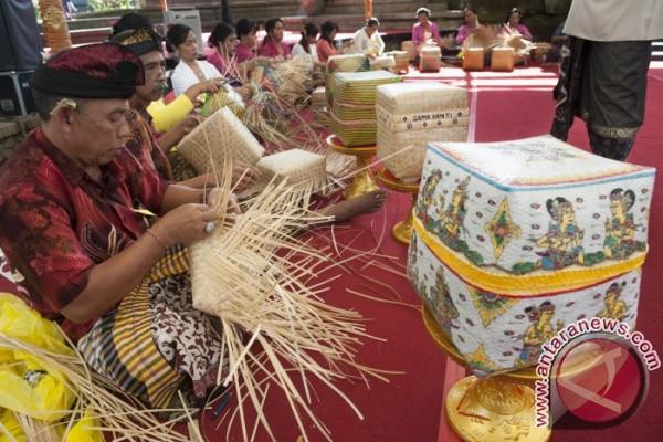 Ekspor anyaman Bali meningkat 32,13 persen