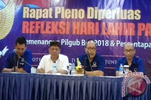Partai NasDem Jagokan Cagub Bali Rai Mantra