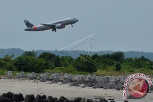 BPS: penerbangan Bali ke mancanegara turun