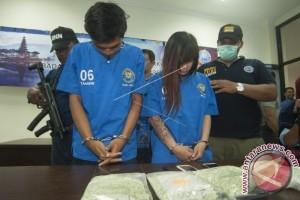 BNNP Bali Bekuk Kurir Narkoba Lintas Pulau (Video)