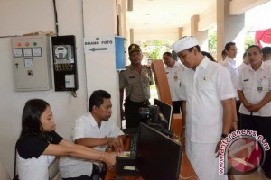 Badung Targetkan Pembuatan KTP Elektronik di Kecamatan