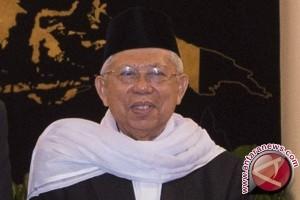 Ma`ruf Amin: Presiden Tingkatkan Regulasi Sekolah Lima Hari