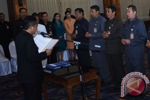 Wali Kota Denpasar Lantik Pejabat Eselon Dua