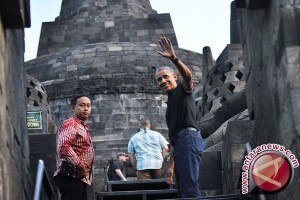 Obama to Visit Prambanan Temple on Thursday