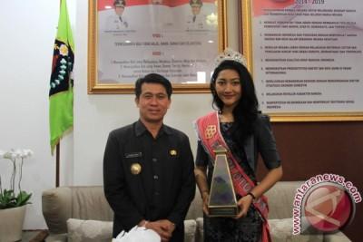 Prisma Andari Terpilih Jadi Putri Otonomi Indonesia