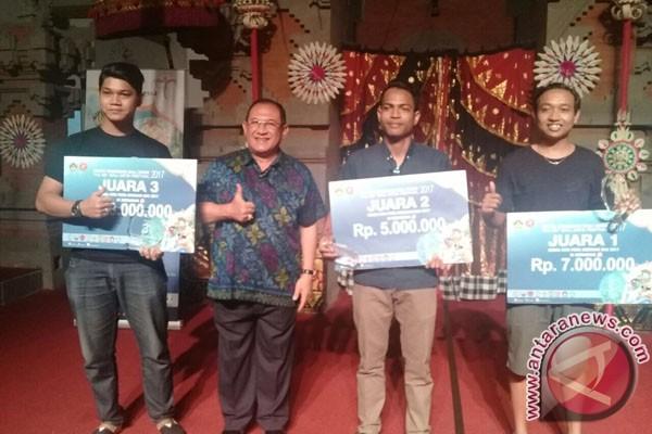 Dispar Bali Umumkan Juara Lomba Foto Pesta Kesenian Bali (Video)
