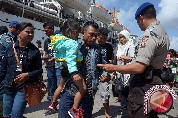 April, lima pelabuhan Bali layani 2.065 kapal