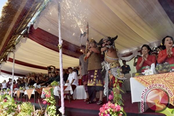 Festival Budaya Pertanian Berlangsung Meriah (Video)