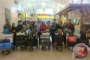 12 Mahasiswa Undiksha PPL di Thailand