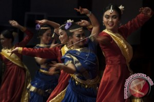 Tarian Krishna Leela India Meriahkan Ajang PKB (Video)
