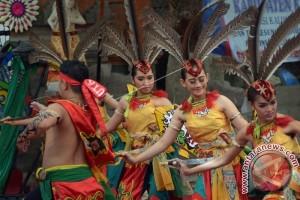 Duta Kesenian Kalimantan Tengah Tampil di PKB